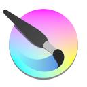 krita image editing app logo